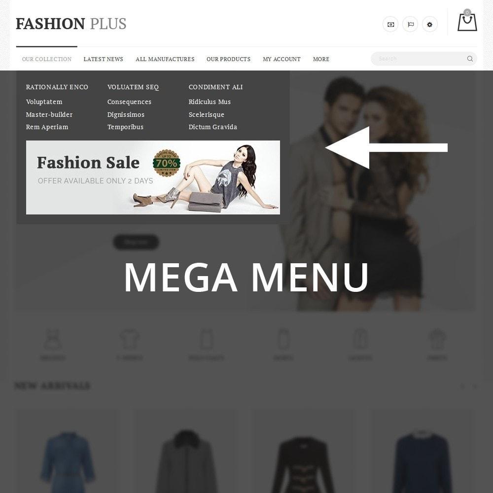 theme - Fashion & Shoes - Fashion Plus - The Fashion Store - 9