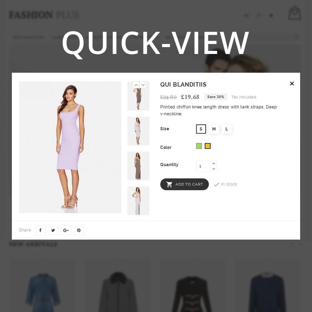 theme - Fashion & Shoes - Fashion Plus - The Fashion Store - 12