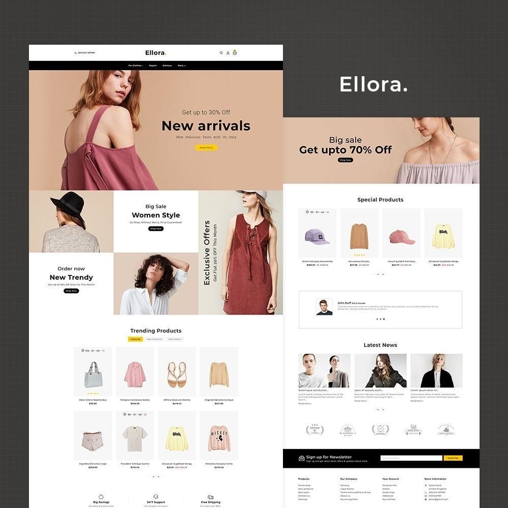theme - Fashion & Shoes - Ellora Fashion Apparels - 2