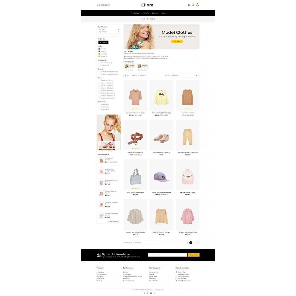 theme - Fashion & Shoes - Ellora Fashion Apparels - 3