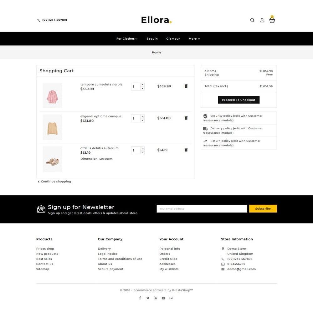 theme - Fashion & Shoes - Ellora Fashion Apparels - 6
