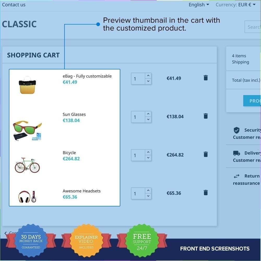 module - Bundels & Personalisierung - Produkt Komponist PRO - 10