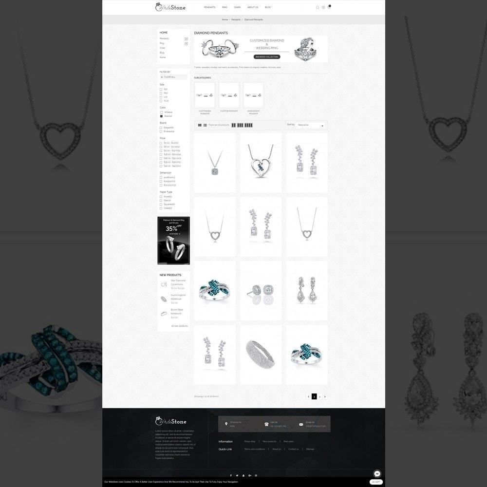 theme - Jewelry & Accessories - Whitestone– Multipurpose jewellery Store - 3