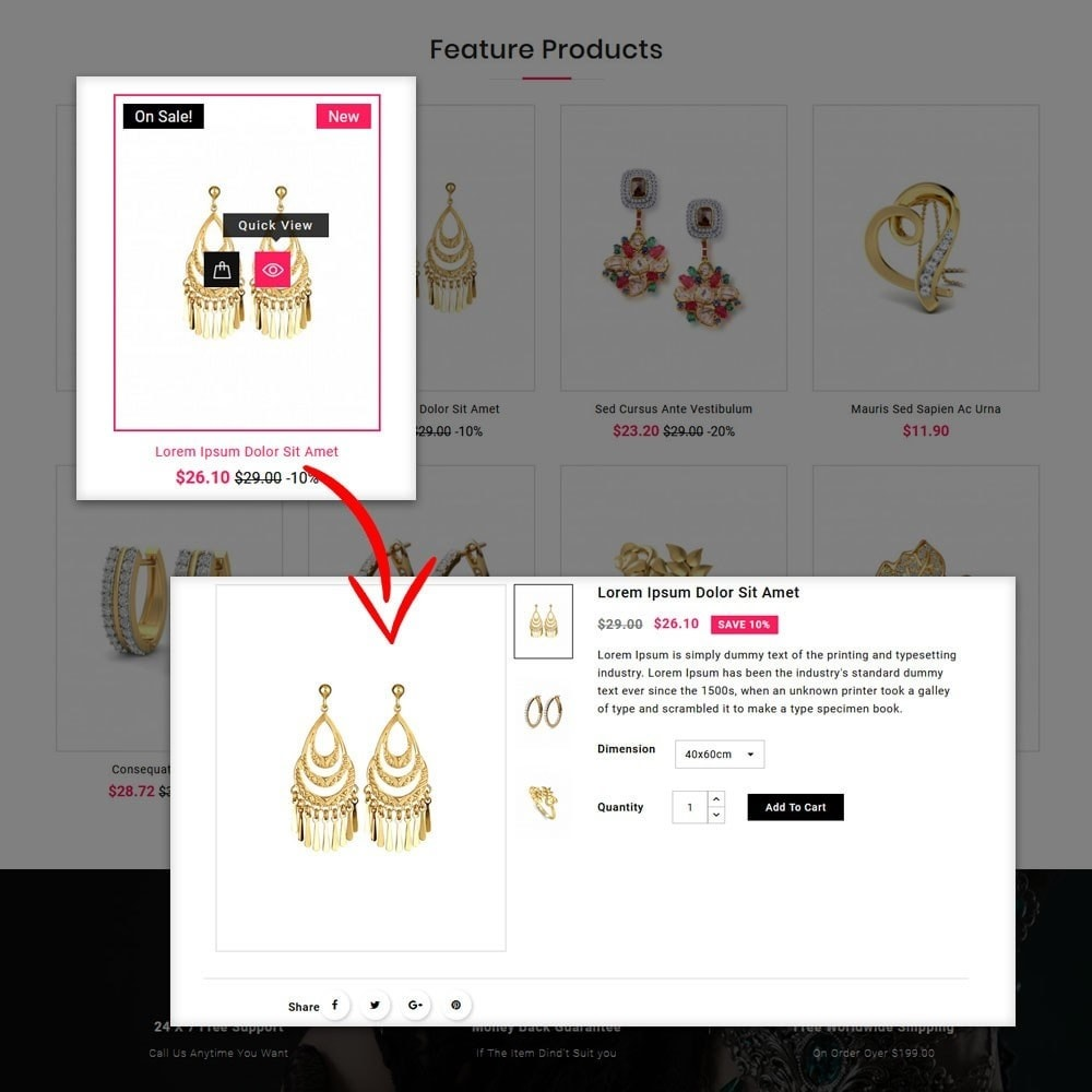 theme - Jewelry & Accessories - Jwellery Store - 7