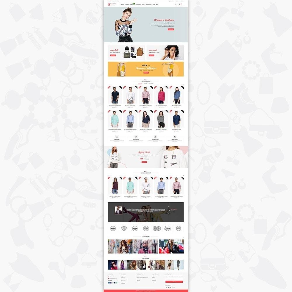 theme - Fashion & Shoes - BodyWear - The Fashion Store - 2