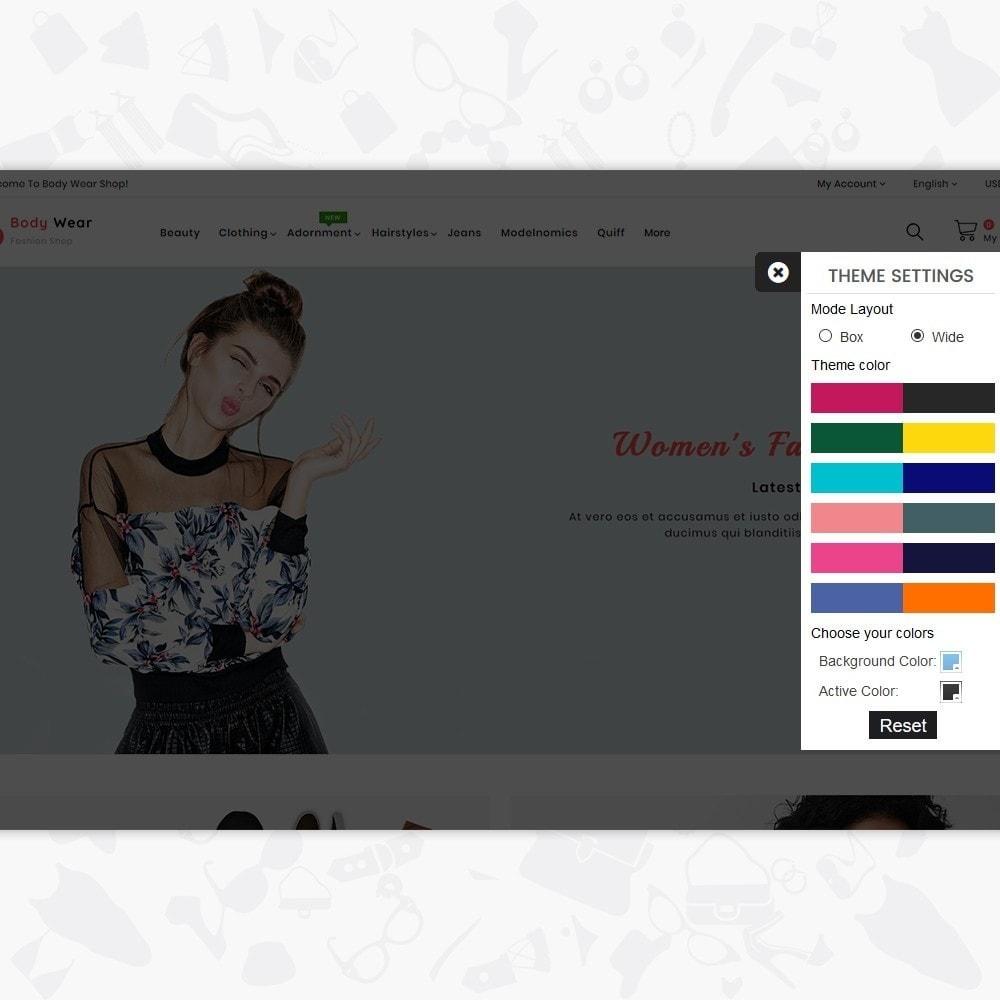 theme - Fashion & Shoes - BodyWear - The Fashion Store - 8