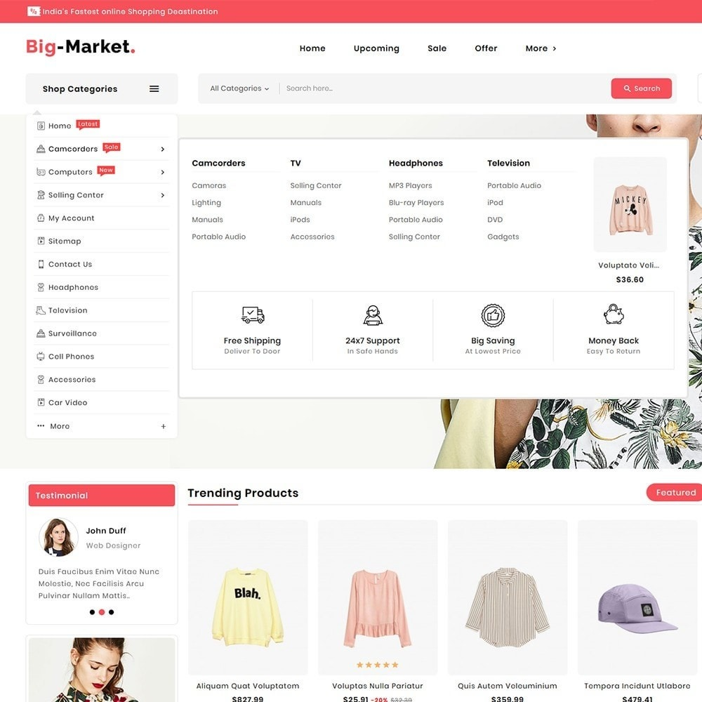 theme - Fashion & Shoes - Big Market Fashion - 9