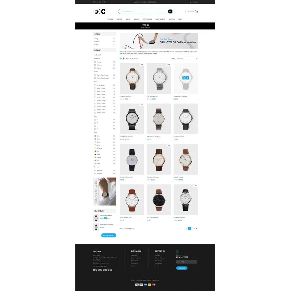 theme - Jewelry & Accessories - FX-Plus Watch Store - 3