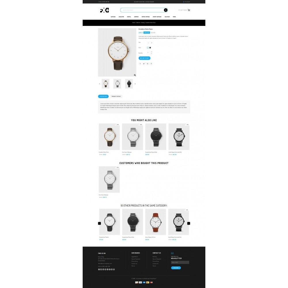 theme - Jewelry & Accessories - FX-Plus Watch Store - 4