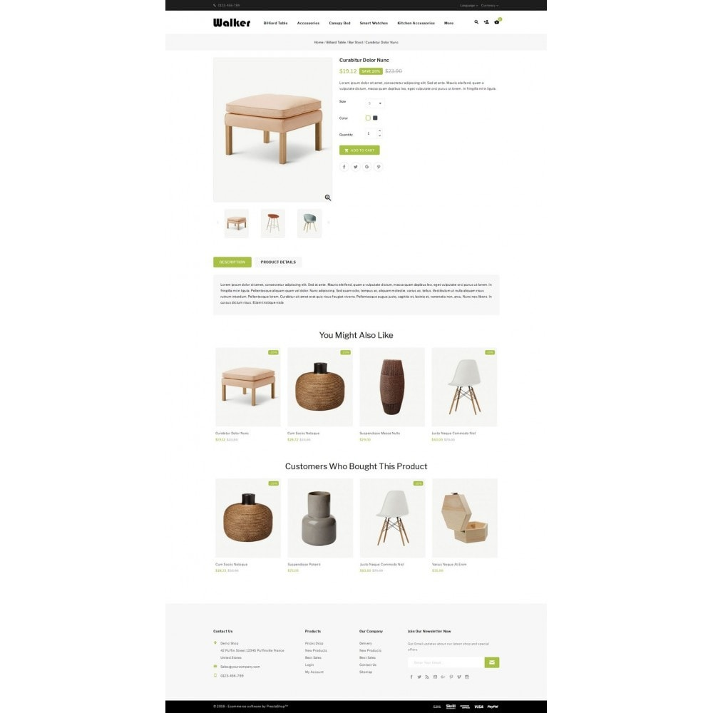 theme - Home & Garden - Walker Furniture Store - 4