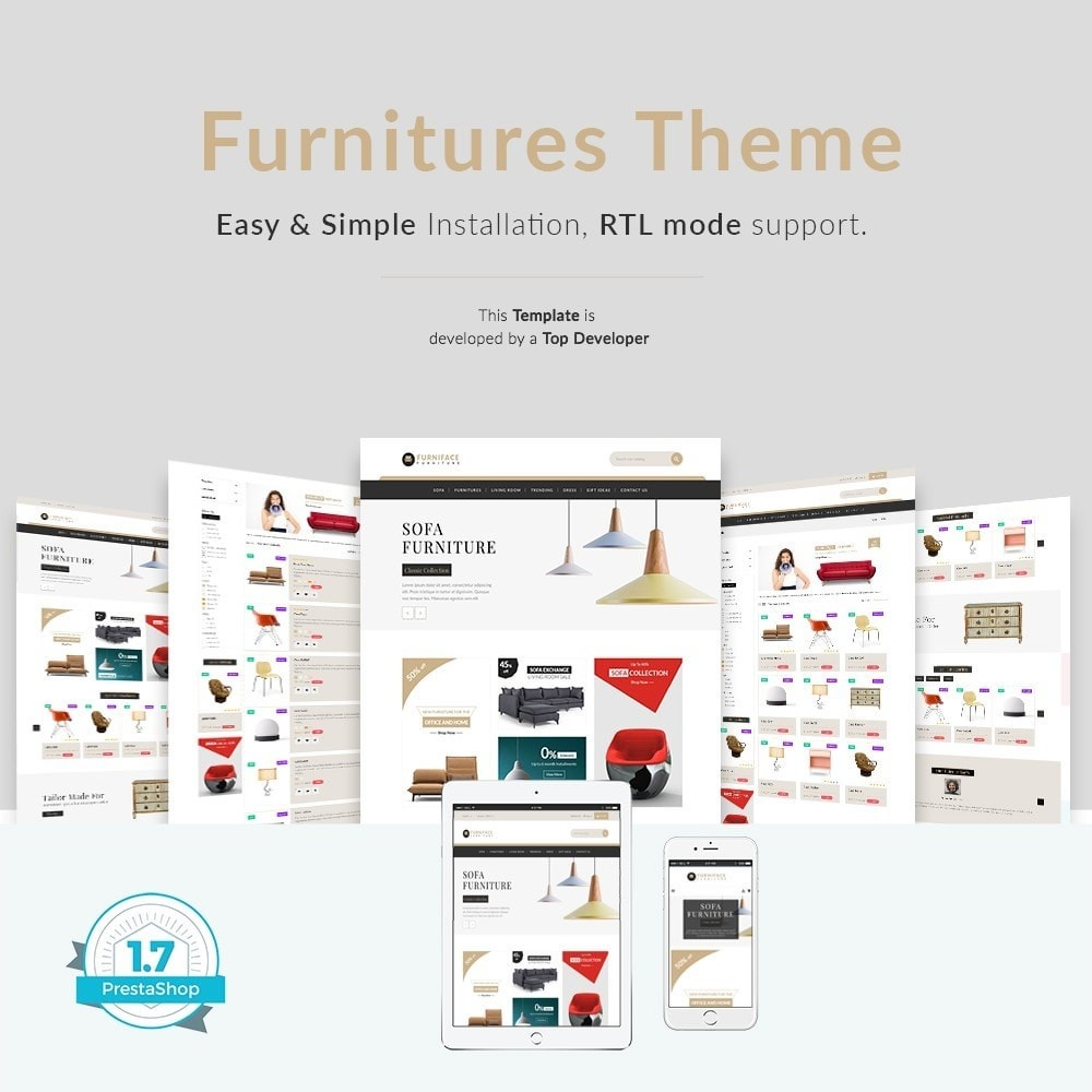 theme - Casa & Jardins - Furnitures - Furniture Online Store - 1