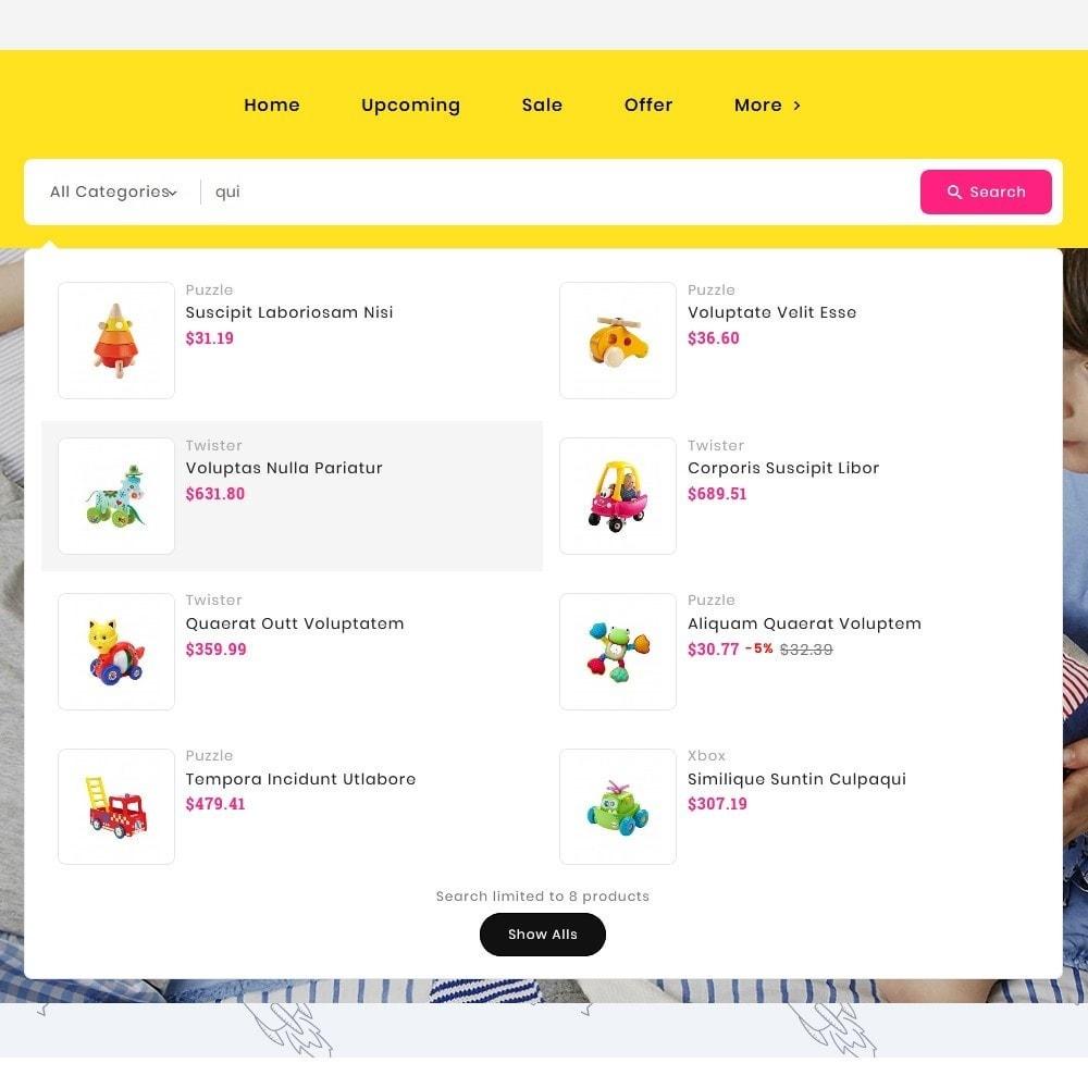 theme - Kids & Toys - Mega Market Kid Toys - 10