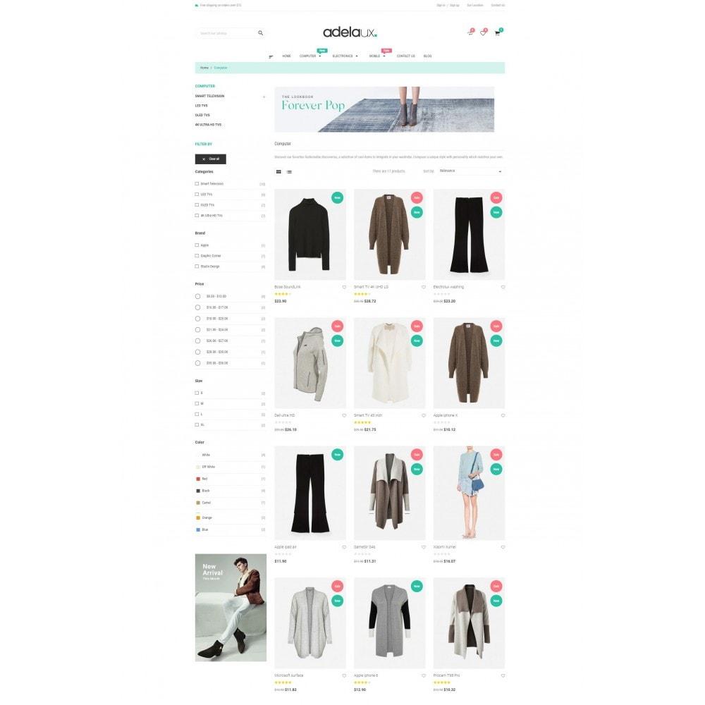 theme - Fashion & Shoes - Adelaux Fashion - 5