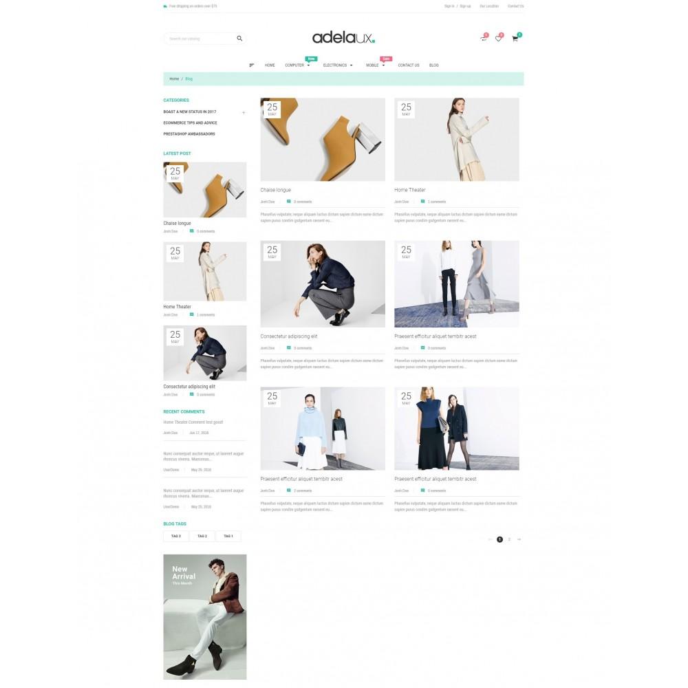 theme - Fashion & Shoes - Adelaux Fashion - 7