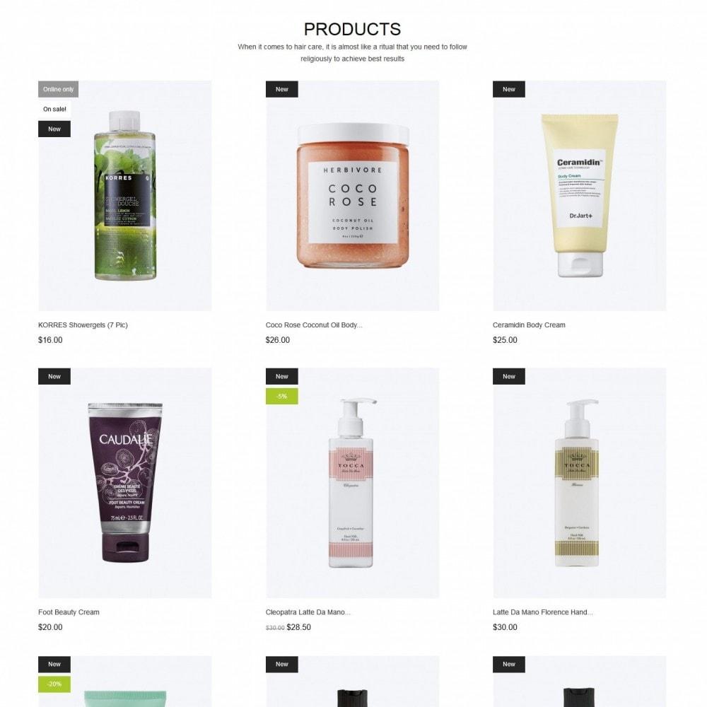 theme - Health & Beauty - Flower empire Cosmetics - 3