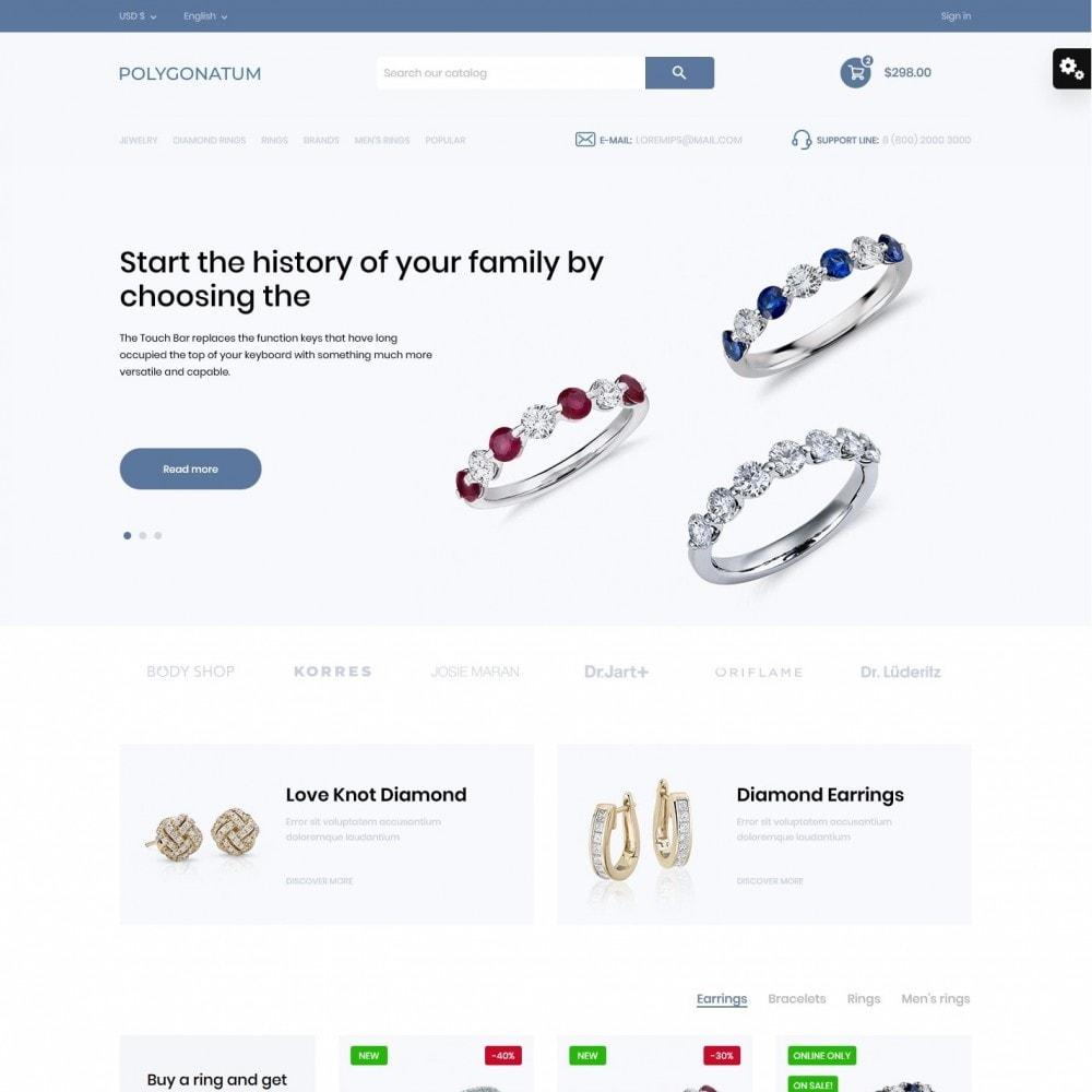 theme - Jewelry & Accessories - Polygonatum - 2