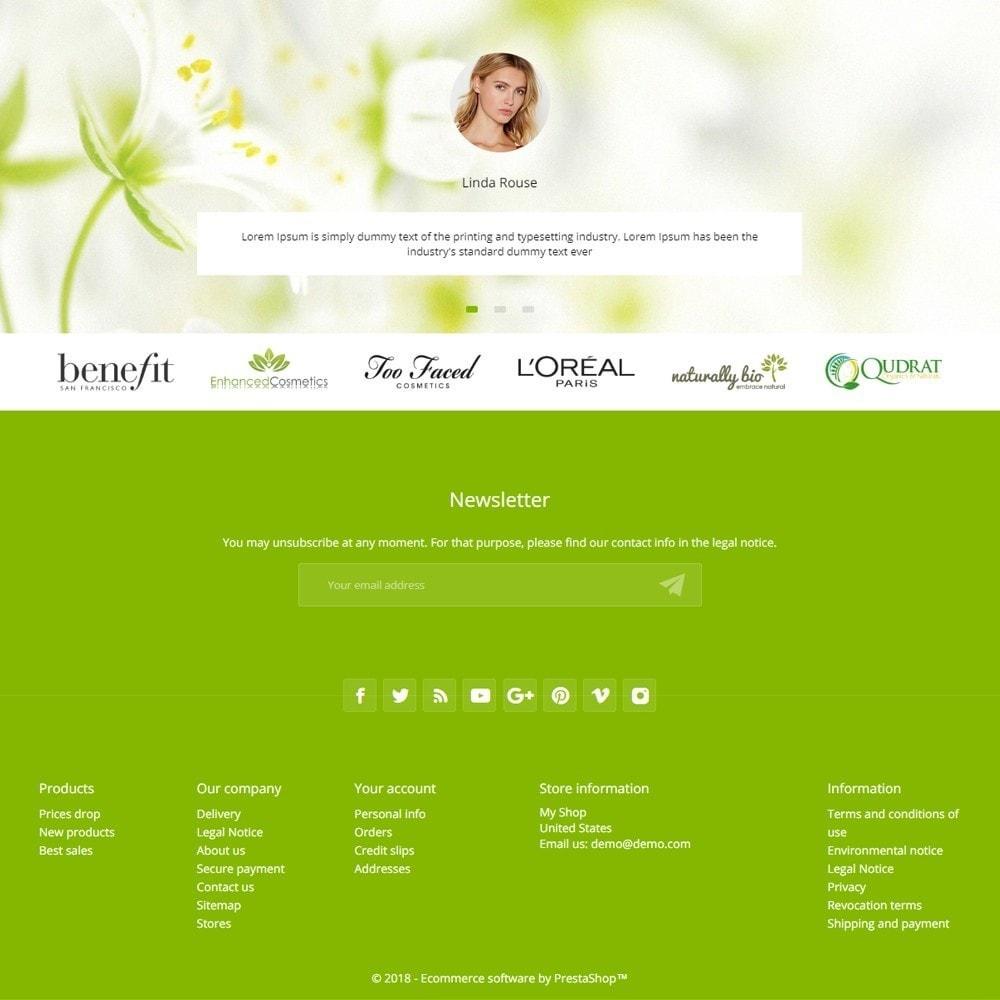 theme - Health & Beauty - Aura Cosmetics - 4