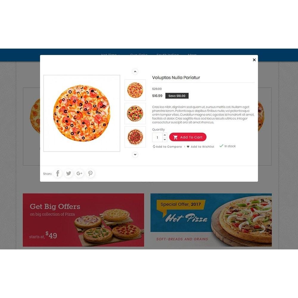 theme - Alimentos & Restaurantes - Pizza Fast Food - 11