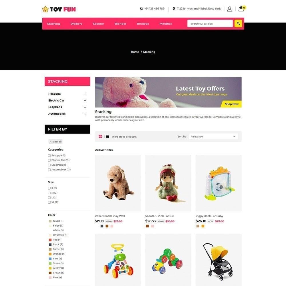 theme - Kinder & Spielzeug - Toy Fan - Kindergeschäft - 3