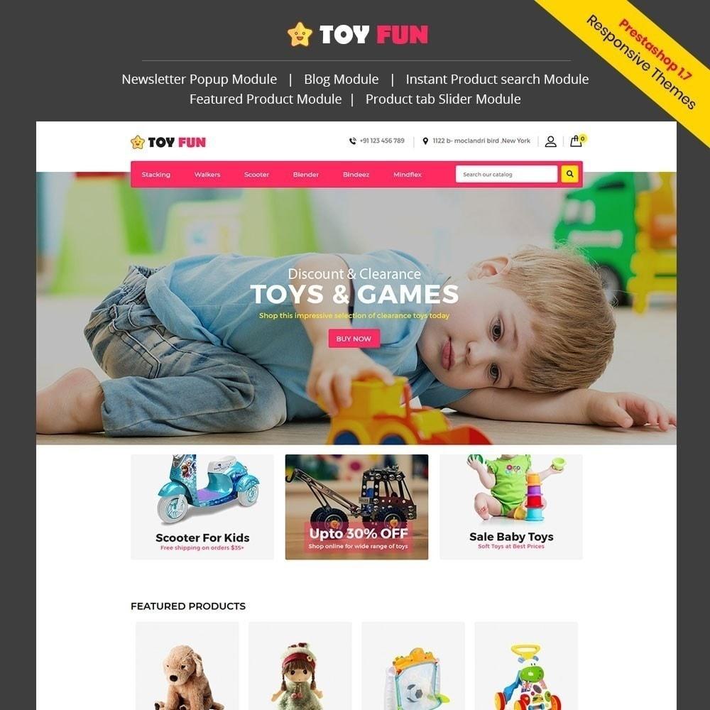 theme - Zabawki & Artykuły dziecięce - Toy Fan - Kindergeschäft - 1