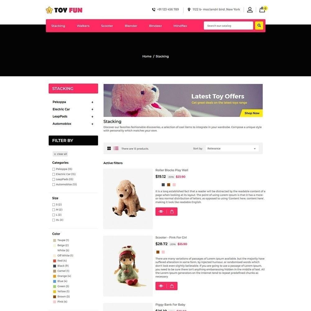 theme - Zabawki & Artykuły dziecięce - Toy Fan - Kindergeschäft - 3