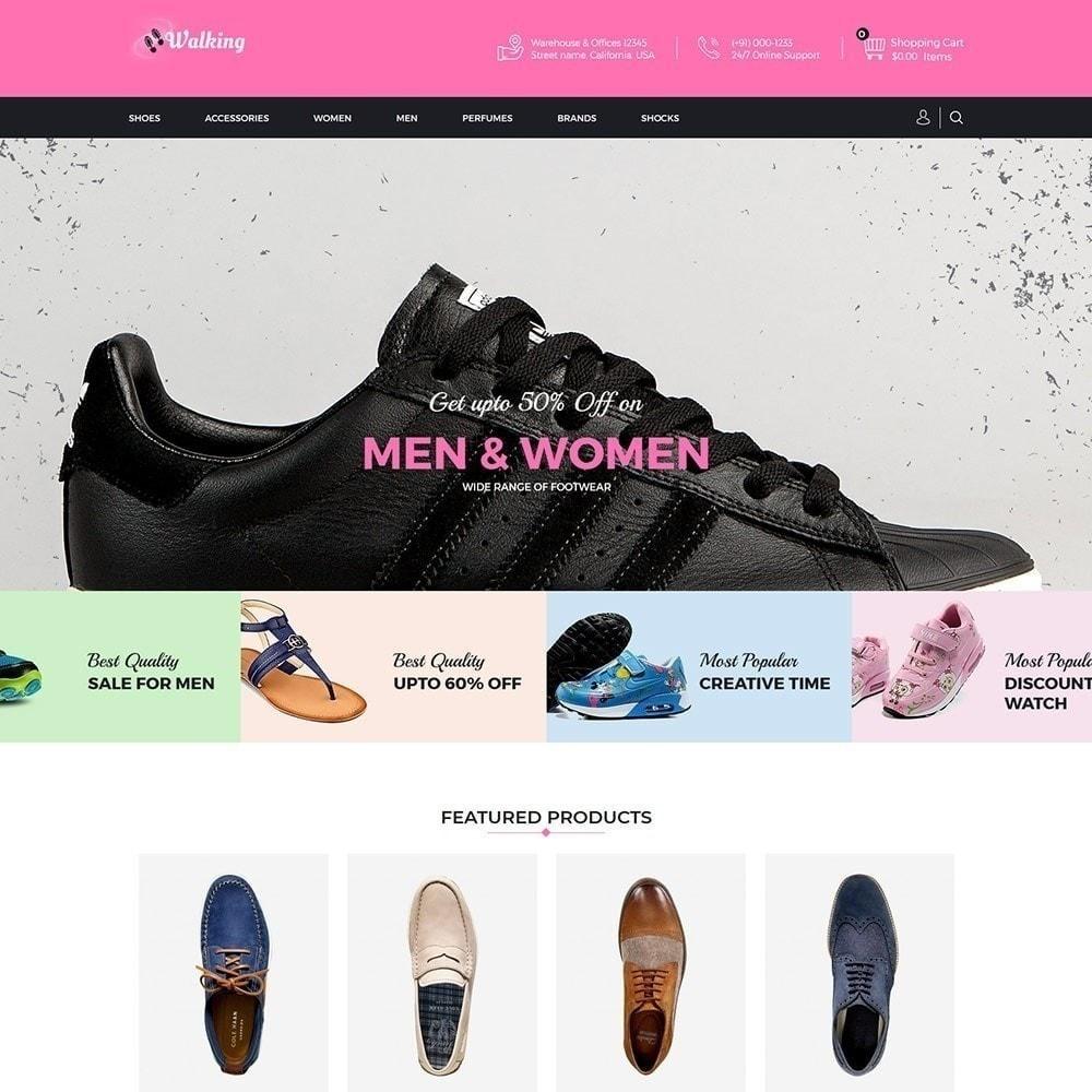 theme - Moda & Calçados - Andando - Loja de Sapatos - 2
