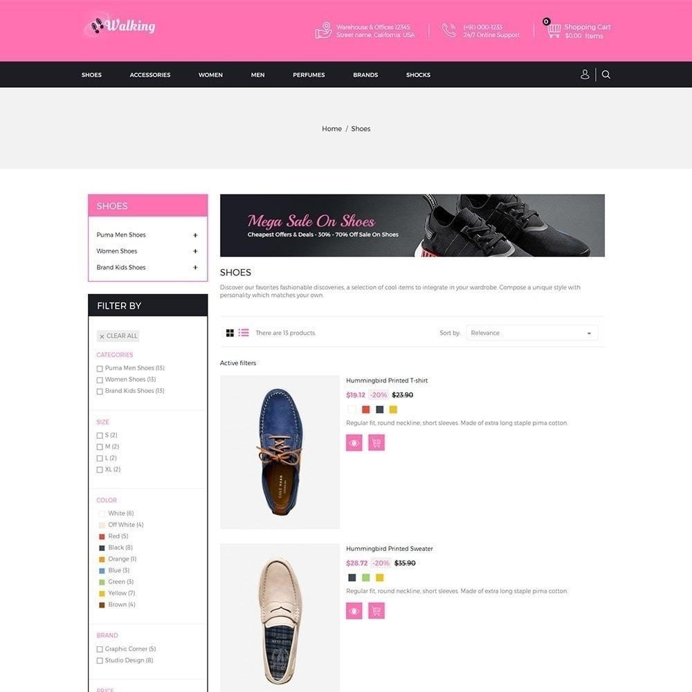theme - Moda & Calçados - Andando - Loja de Sapatos - 4