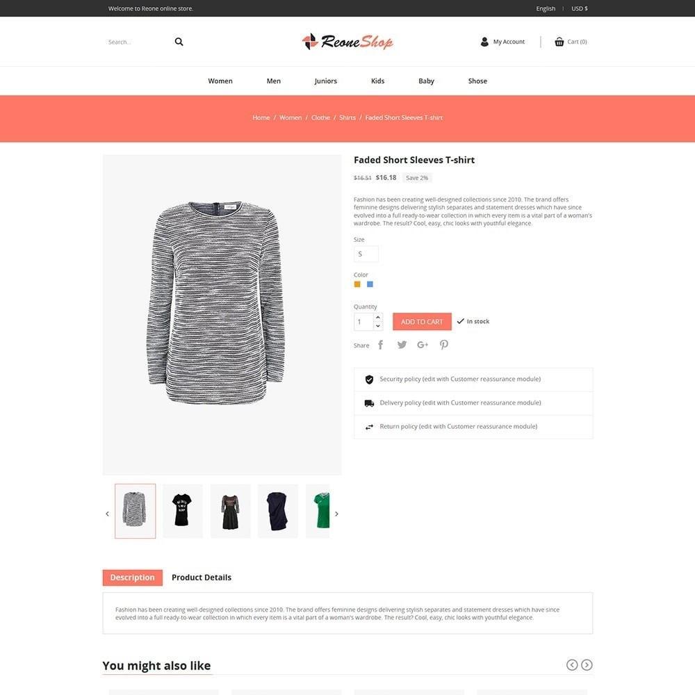 theme - Fashion & Shoes - Reone Fashion - Accessories Store - 5