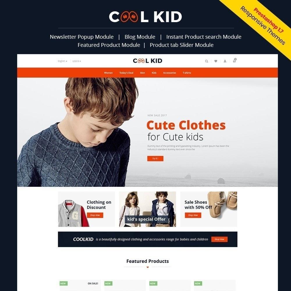theme - Kinder & Spielzeug - Coolkid - Kindergeschäft - 1