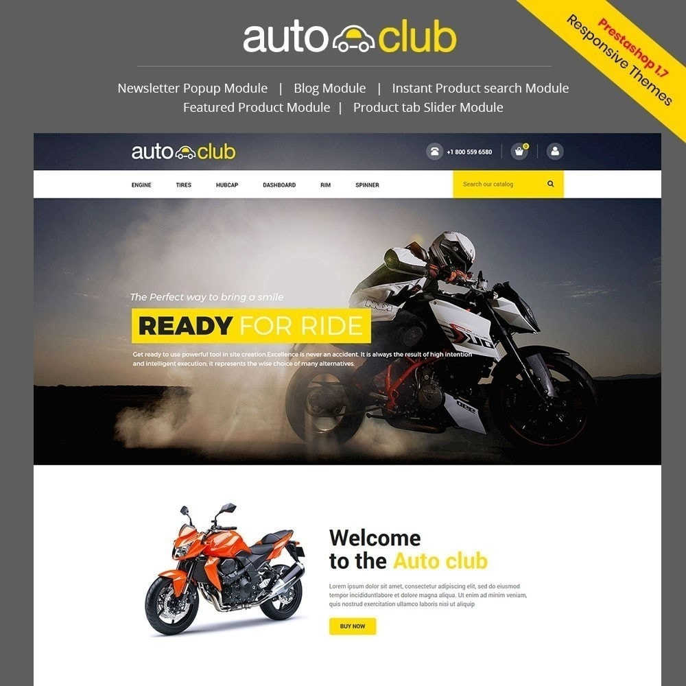 theme - Samochody - Auto Part - Tool Store - 3