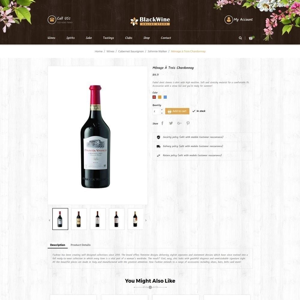 theme - Напитки и с сигареты - Магазины вина - 5
