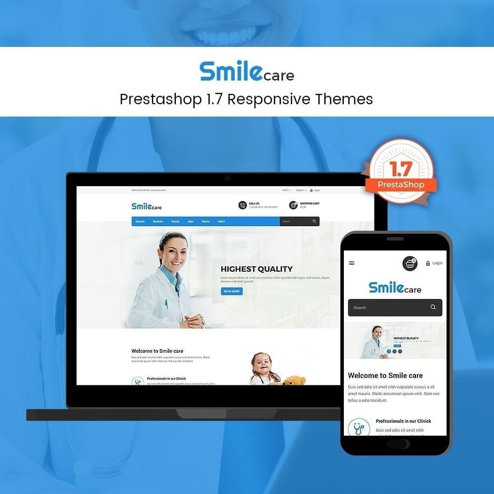 theme - Gesundheit & Schönheit - Smilecare - Health Beauty Drug Store - 2