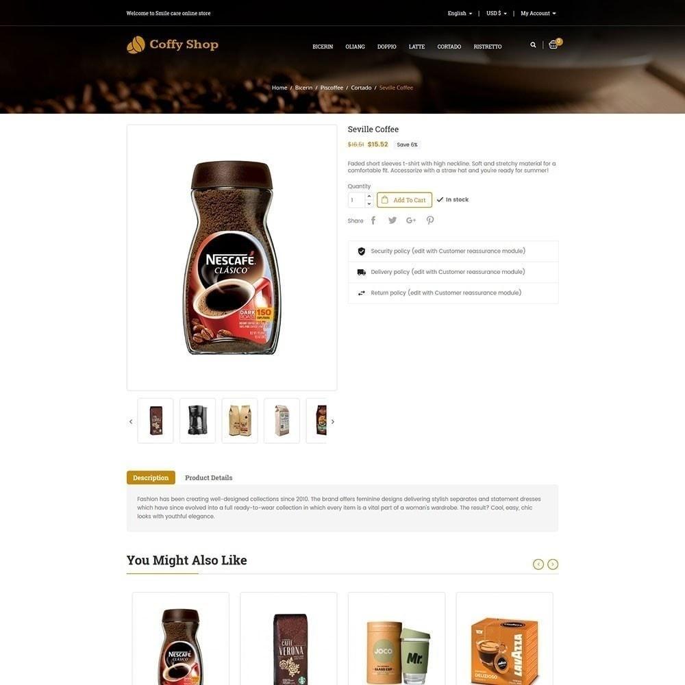 theme - Cibo & Ristorazione - Negozio di caffè - 5