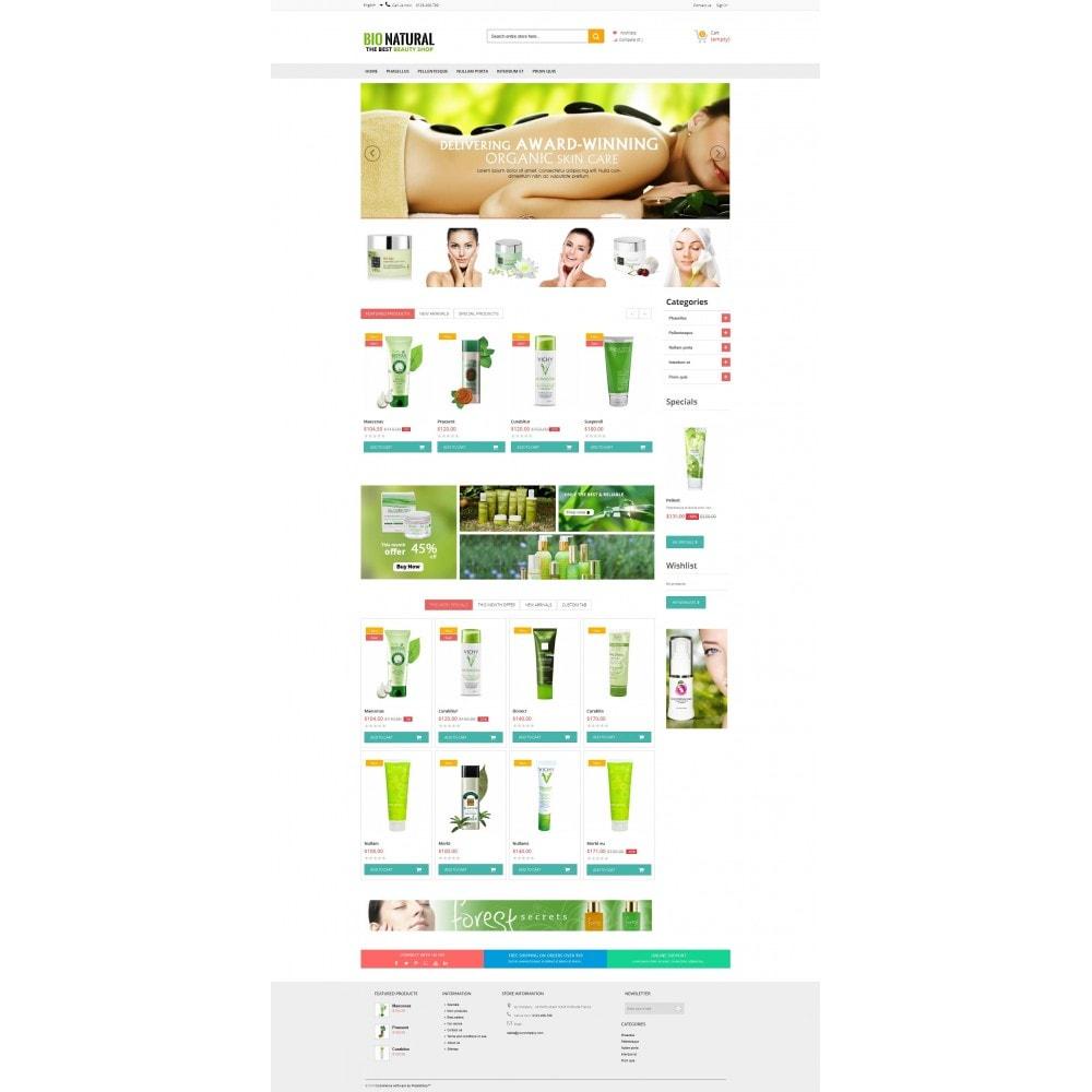 theme - Salud y Belleza - Ultra Bio Naturals Premium - 4