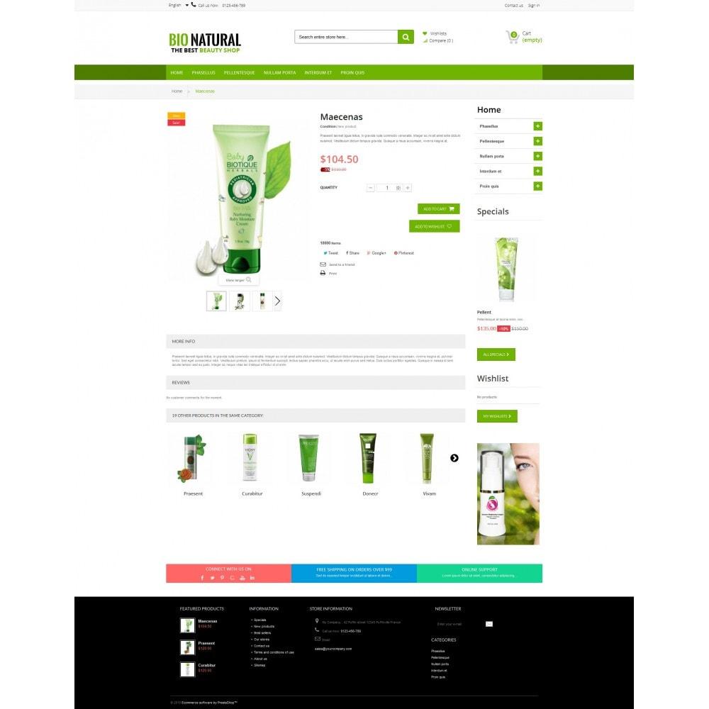 theme - Salud y Belleza - Ultra Bio Naturals Premium - 8