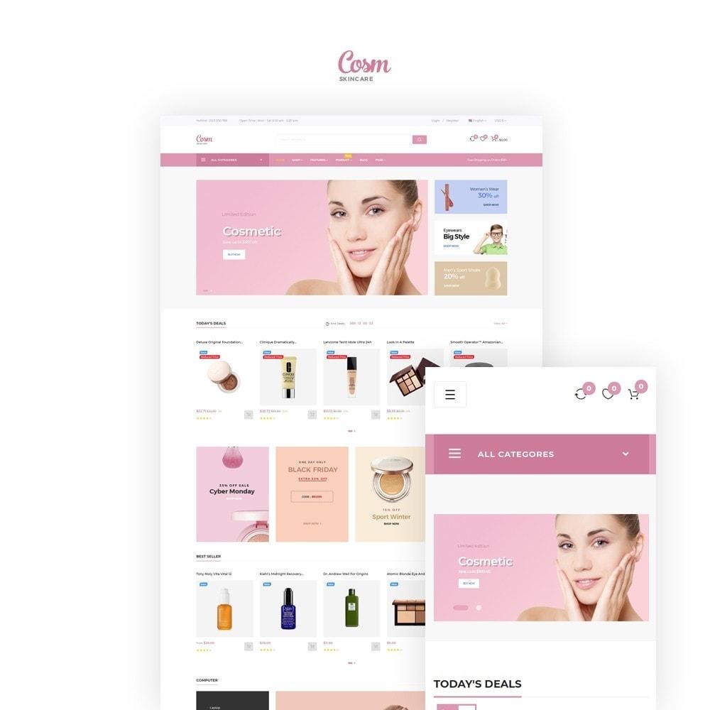 theme - Health & Beauty - Leo Cosm - 1