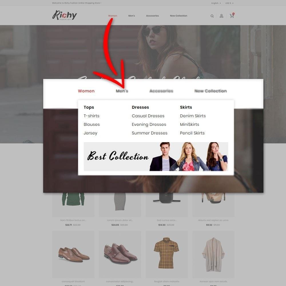 theme - Fashion & Shoes - Richy Fashion Store - 7