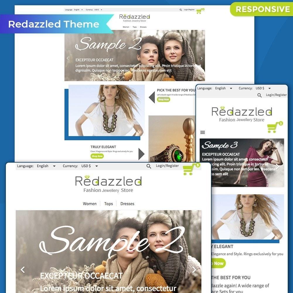 theme - Jewelry & Accessories - Redazzled Fashion Jewelry Store - 1