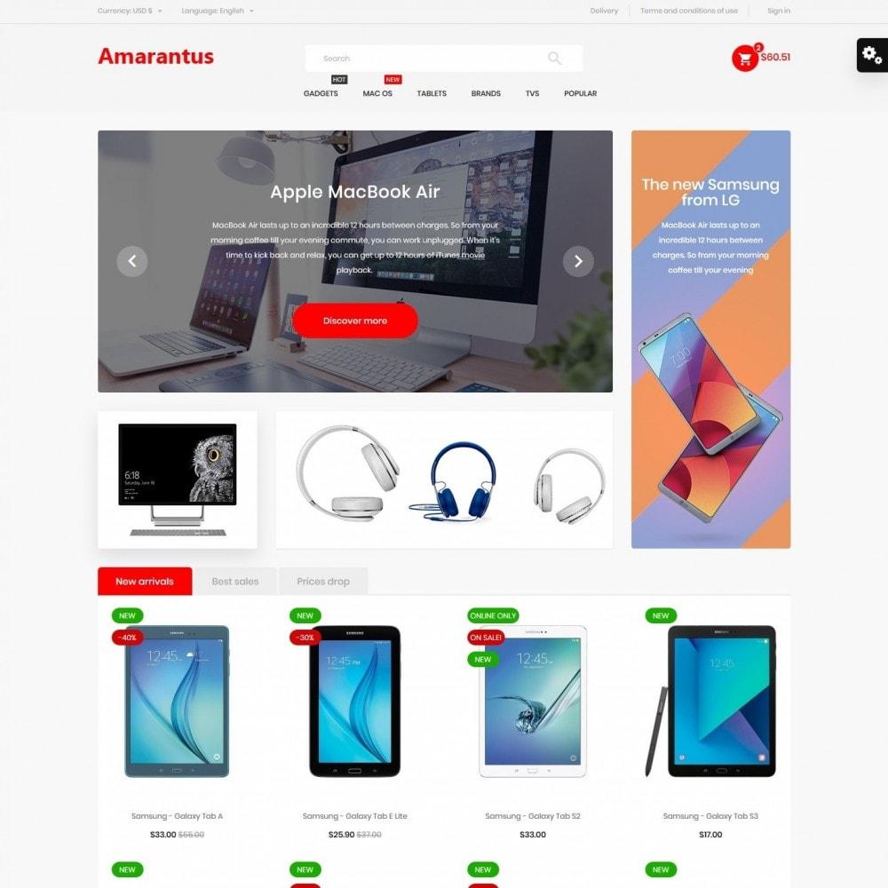 theme - Electronics & Computers - Amarantus - High-tech Shop - 2