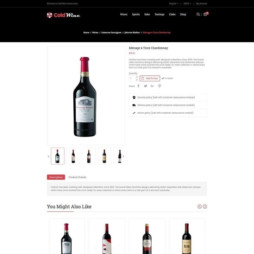 theme - Gastronomía y Restauración - Recwine - Tienda de vinos - 5
