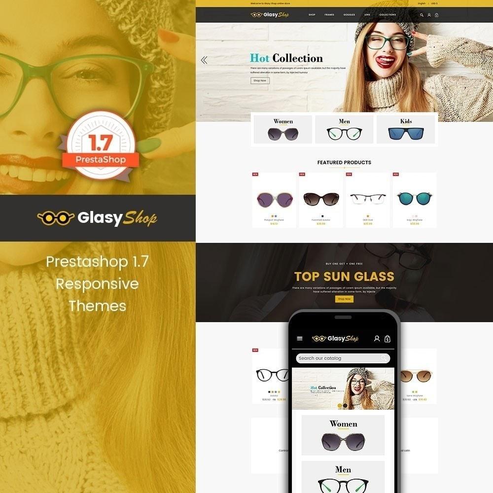 theme - Moda & Calçados - Loja de moda de vidro solar - 1