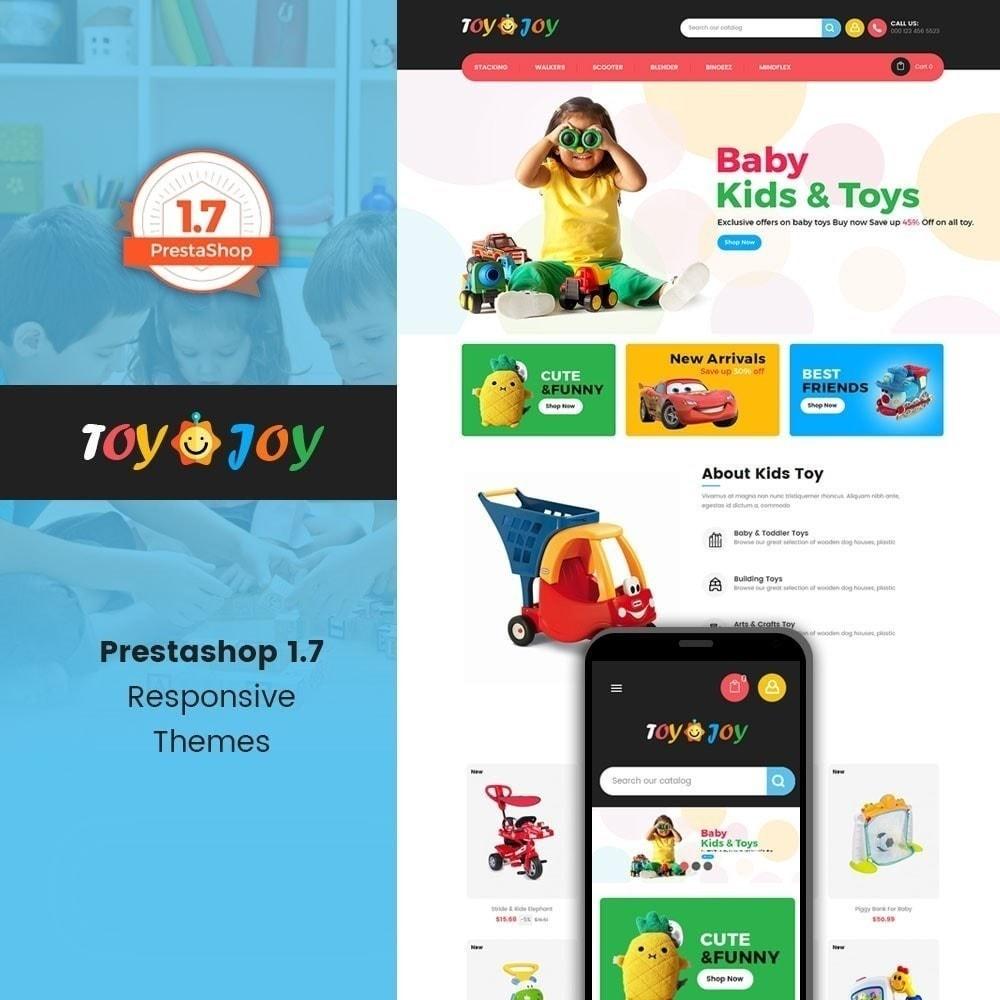 theme - Crianças & Brinquedos - Toy Joy Kids Store - 1