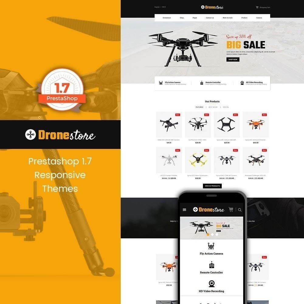 theme - Elektronica & High Tech - Drone - Digital Store - 1