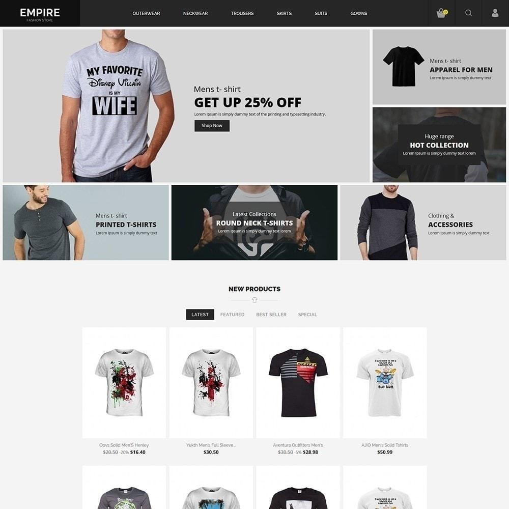 theme - Moda y Calzado - Tienda de moda imperio - 2