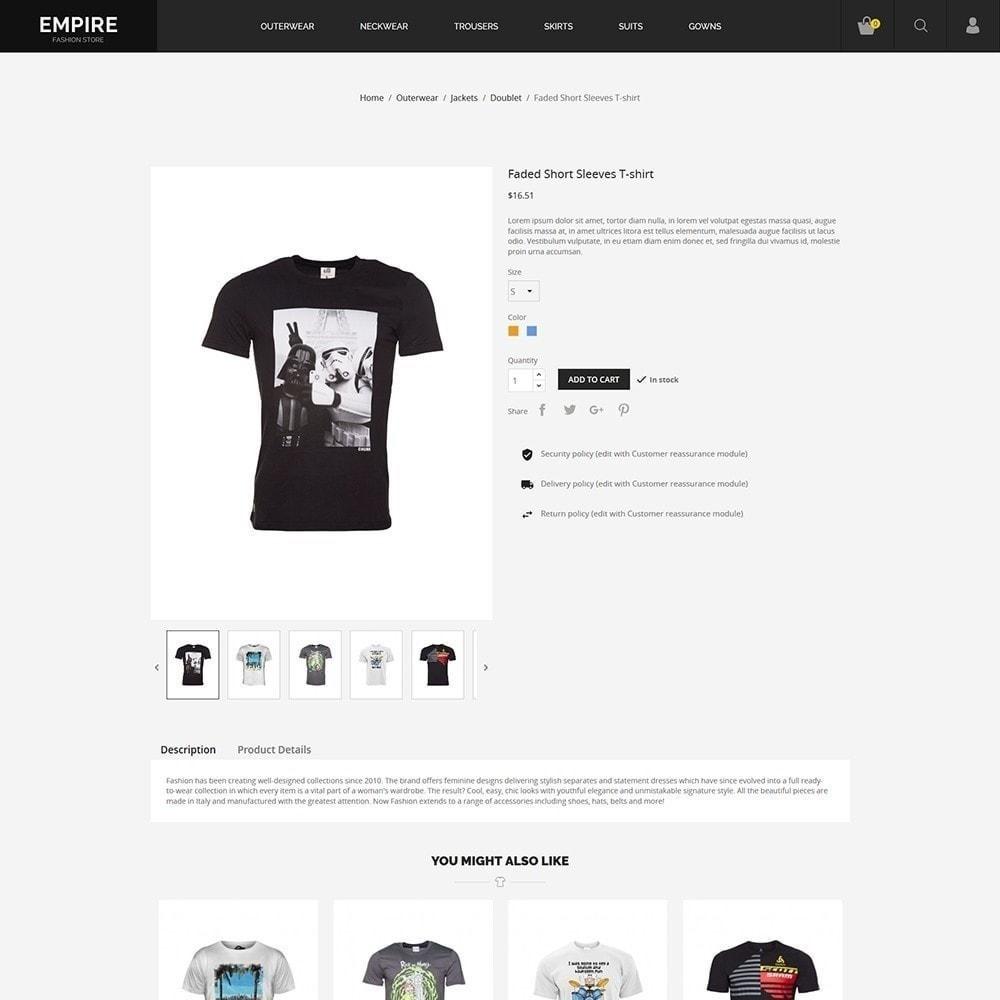 theme - Mode & Schuhe - Empire Fashion Store - 5