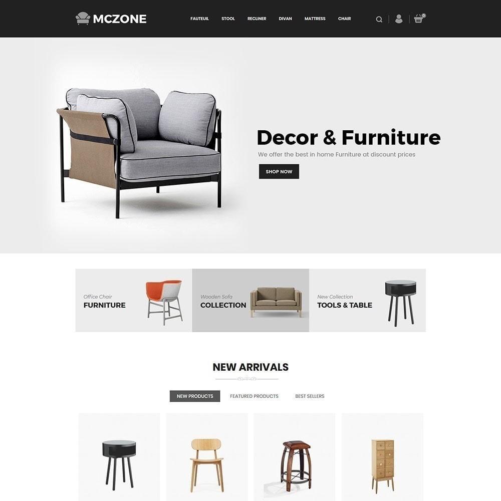 theme - Art & Culture - Magasin de meubles MacZone - 6