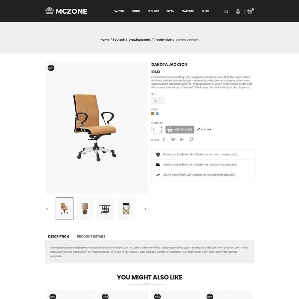 theme - Arte y Cultura - Tienda de muebles MacZone - 4