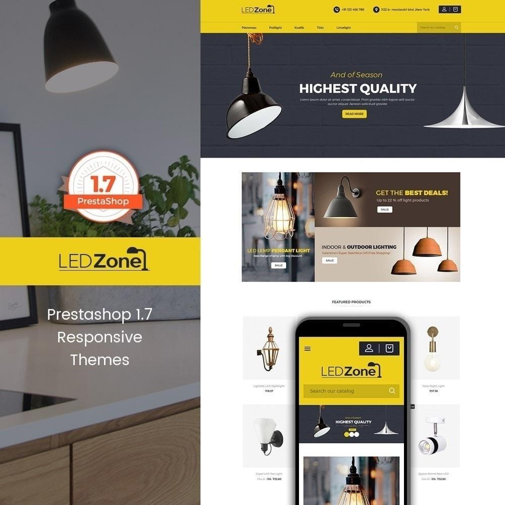 theme - Дом и сад - Ledzone Light House - 1