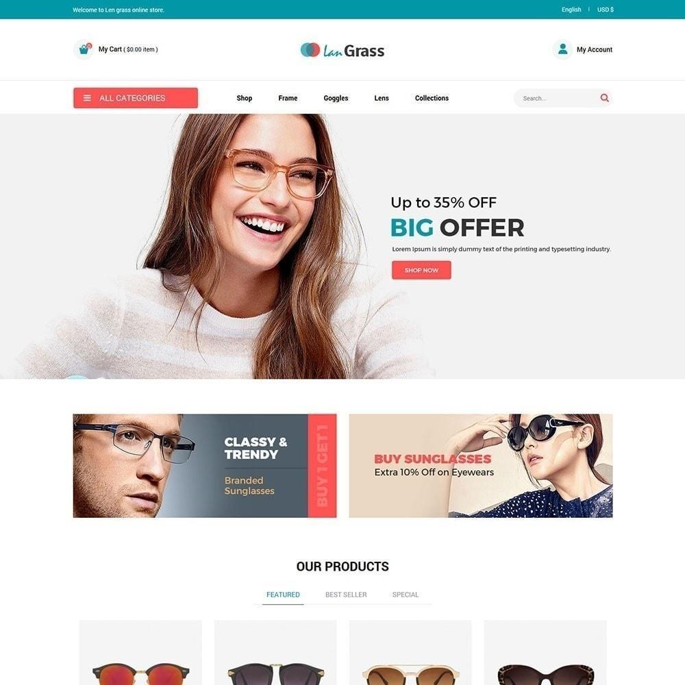 theme - Fashion & Shoes - Lan Grass Fashion Store - 2