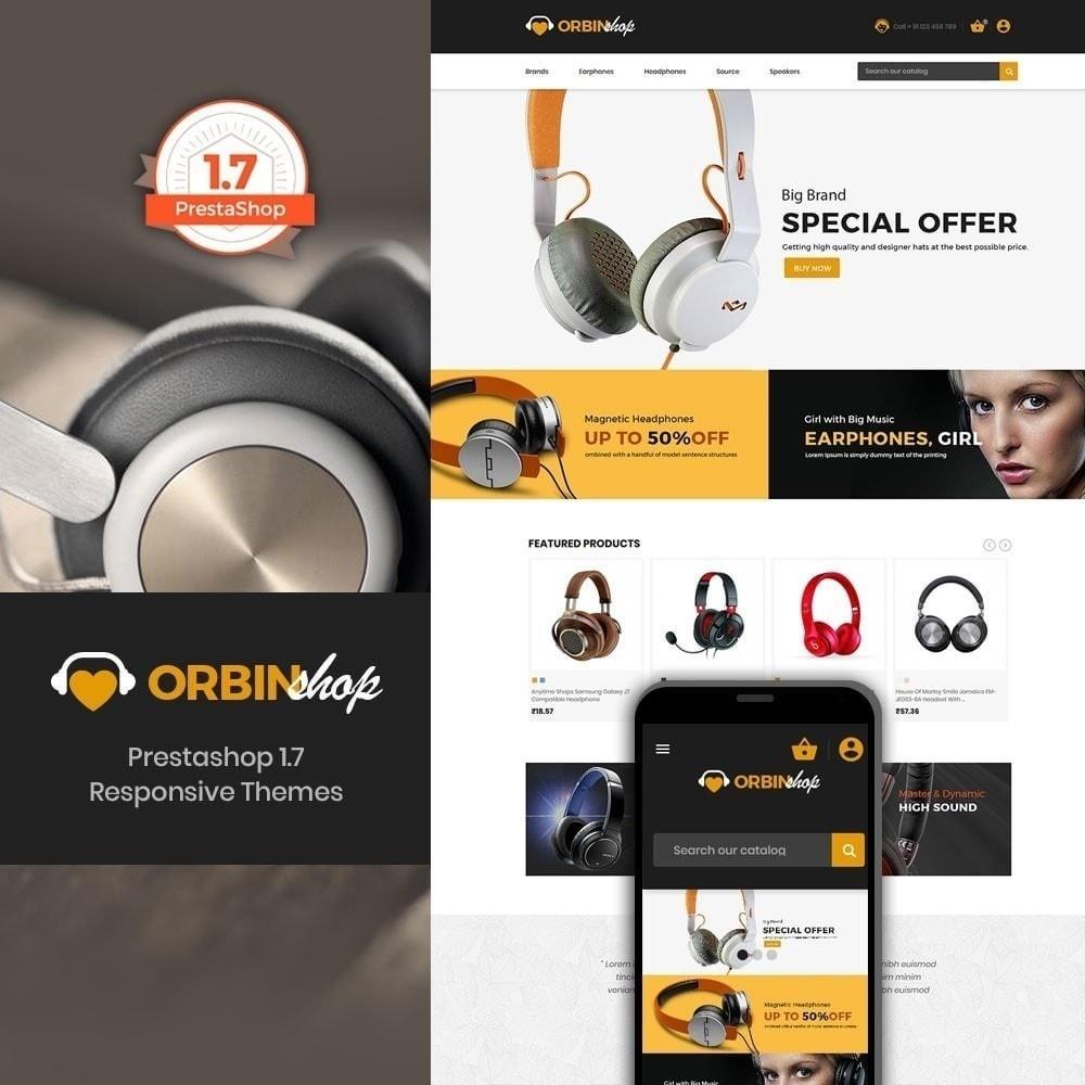 theme - Elettronica & High Tech - Orbinshop Electronics - 1